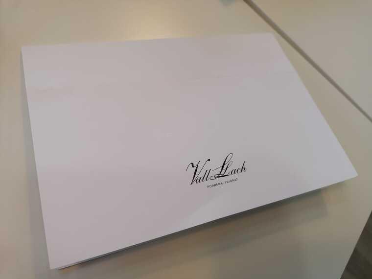 La postal de Nadal 2019 de Vall Llach