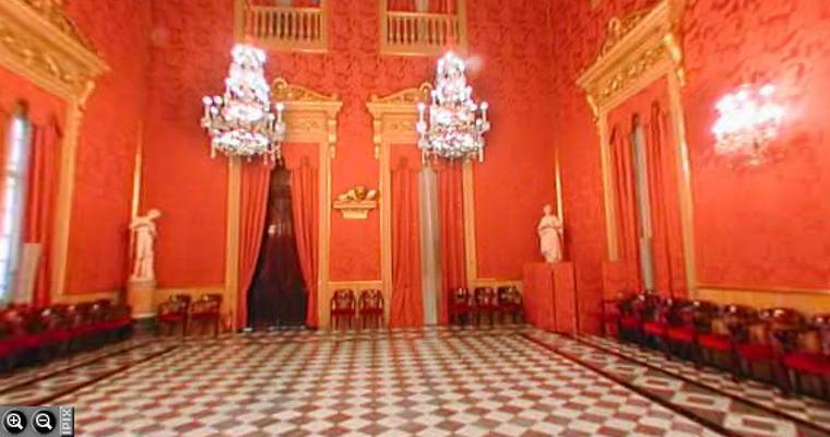 El Saló Daurat de la Llotja de Mar acollirà el lliurament de premis dels Barcelona Rosé
