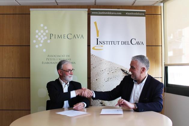 Acord Institut del Cava i Pimecava