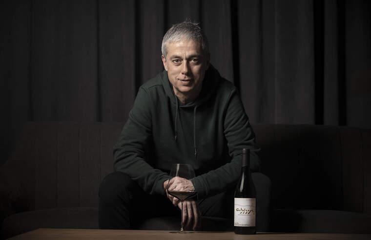 Albert Om assegura que el vi és una de les coses més importants de la seva vida