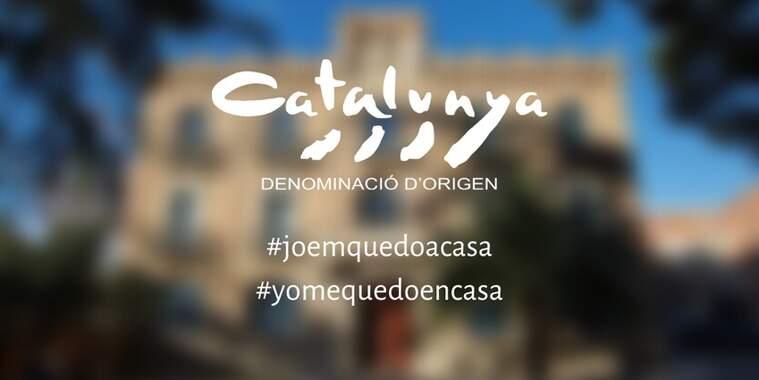 La DO Catalunya es queda a casa