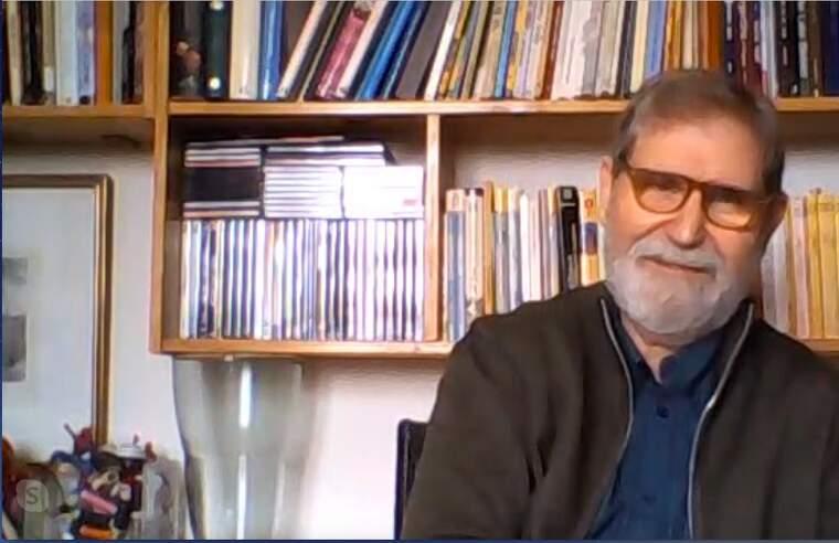 Ramon Solsona creu que s'hauria de suprimir el descompte en llibres per Sant Jordi