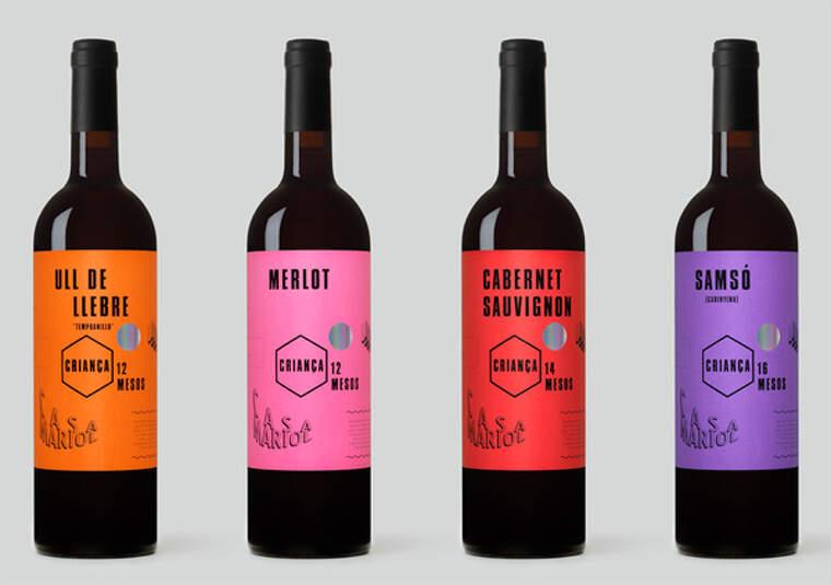 Els vins de Casa Mariol