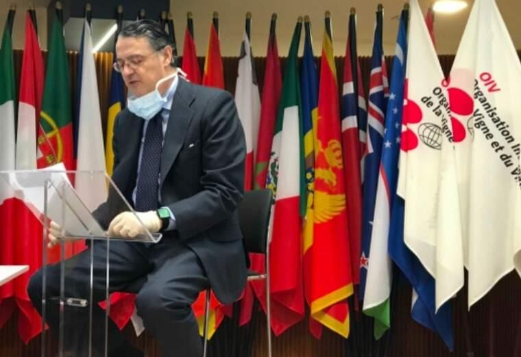 Pau Roca, és el director general de l'OIV