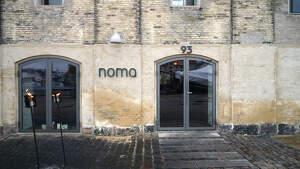 L'entrada del restaurant Noma que reobre les portes després del coronavirus, com a bar de vins