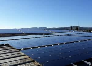 Les plaques fotovoltàiques de Torres  són una de les mesures per contribuir a frenar el canvi climàtic