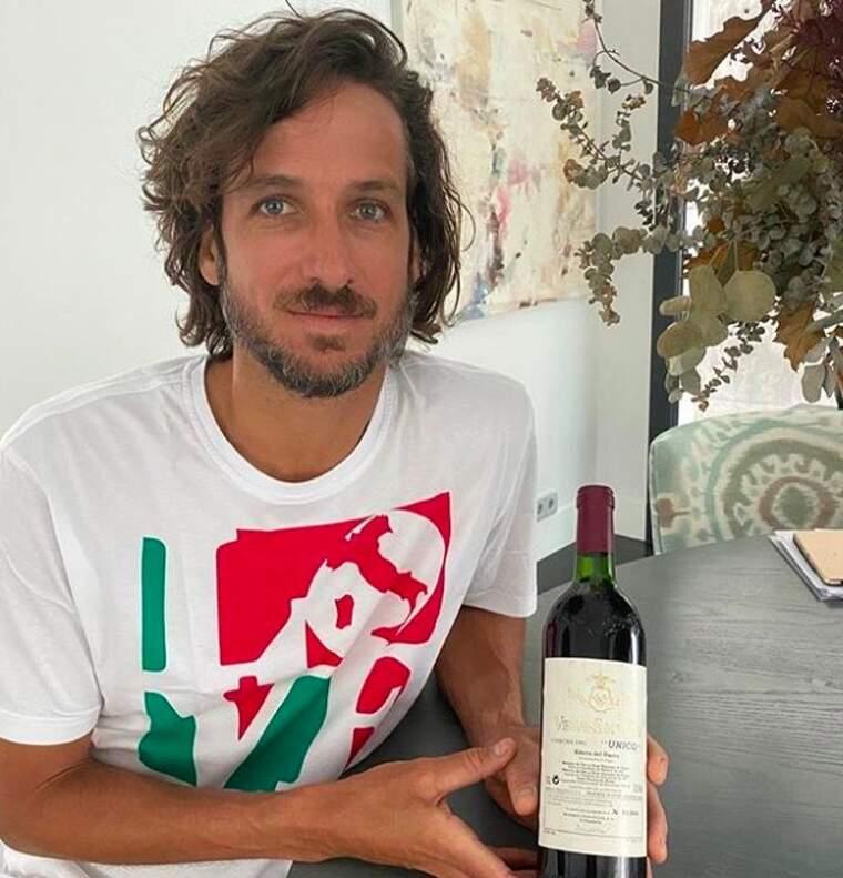 Feliciano López recomana un vi de 800 euros