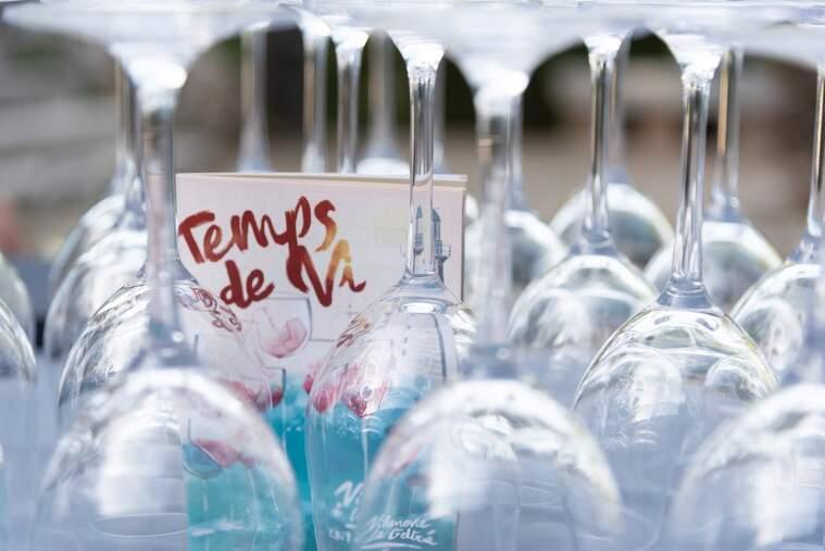 Temps de vi, la fira de vins catalans de Vilanova i la Geltrú serà online