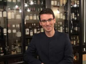 Rubén Pol és el sommelier en cap del restaurant Disfrutar de Barcelona
