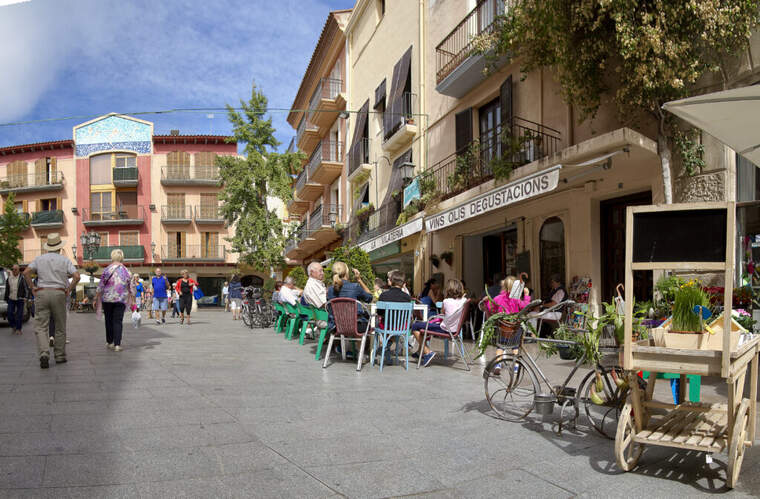 Al centre de Cambrils també hi ha lloc pels vins