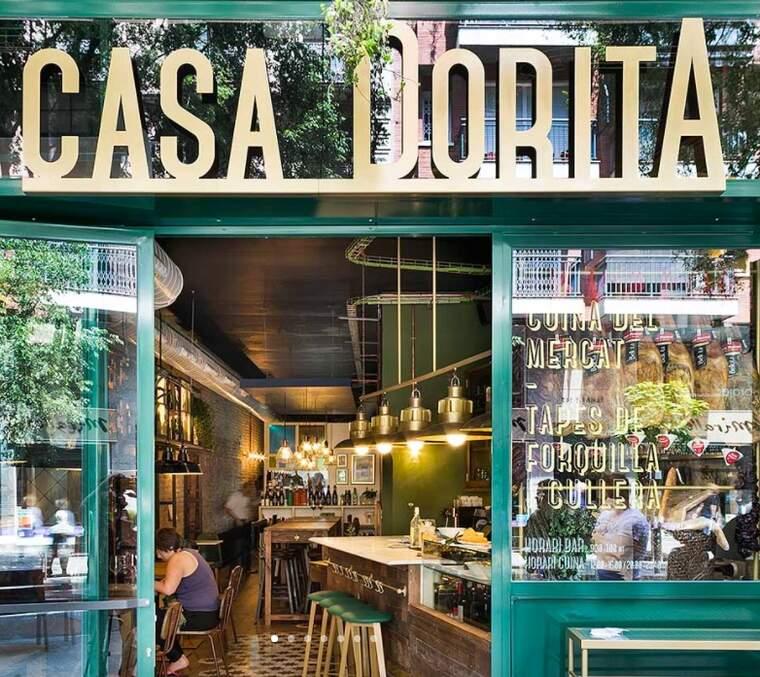 Casa Dorita és un dels locals preseleccionats pel Tot Barcelona