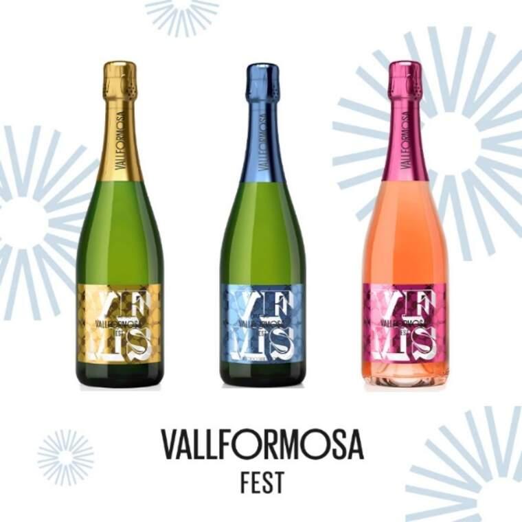 Fest, els nous escumosos de Vallformosa