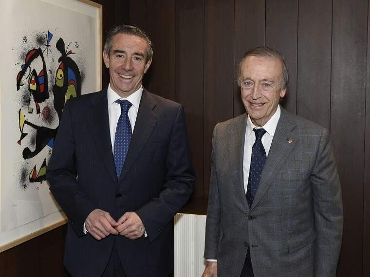 Juan Alcaraz i Miquel A. Torres