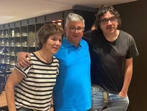 Empar Moliner, Àlex Torío i Ramon Francàs parlen de vi a Catalunya Ràdio aquest estiu