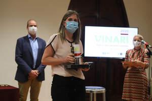 Els millors moments del lliurament dels Premis Vinari dels Vermuts 2020