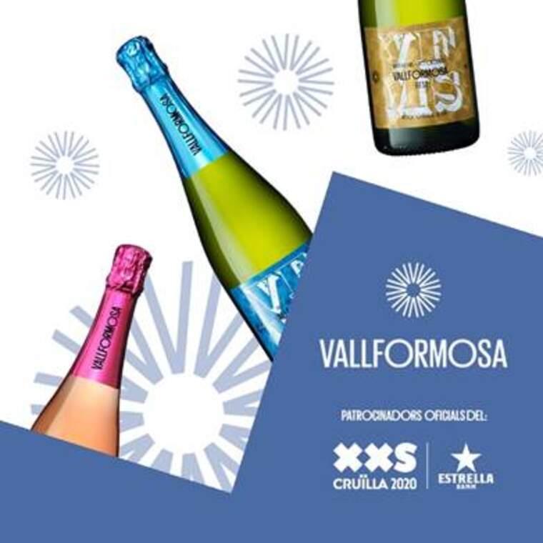 Vallformosa patrocina el festival Cruïlla XXS