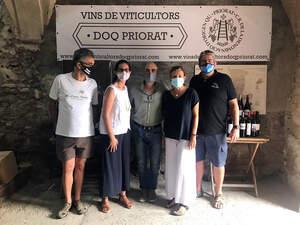 El projecte Vins de Viticultors de la DOQ Priorat aporta 12.000 euros a la lluita contra la Covid-19