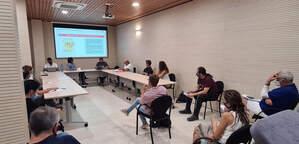 La primera reunió de la taula d'enoturisme de la Terra Alta s'ha fet aquest dimecres a Gandesa