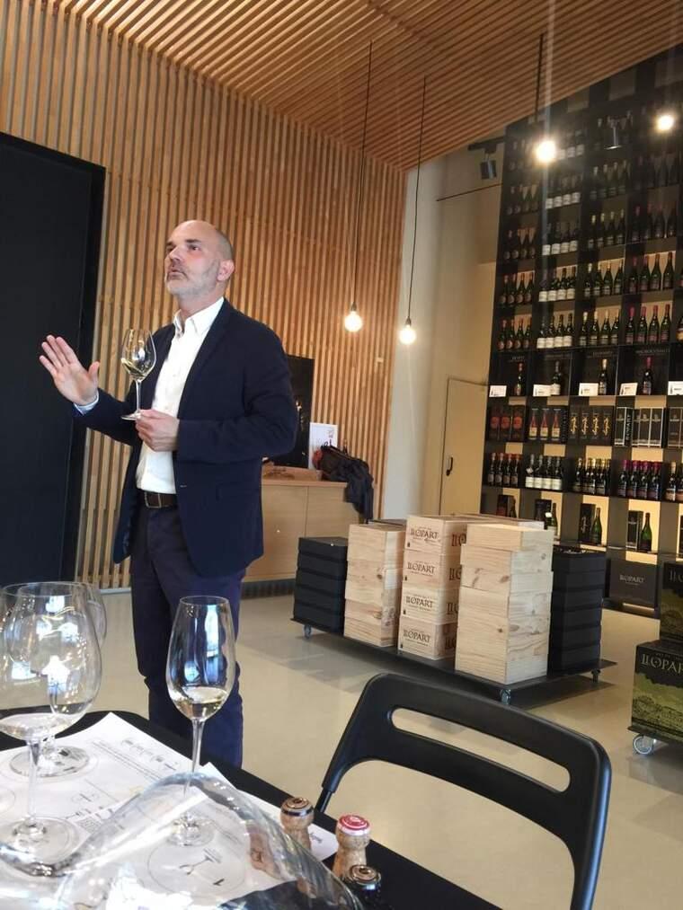 Jordi Bort és el nou director general de Llopart