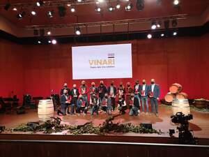 Els guanyadors d'un Or i dels presmis especials dels Premis Vinari 2020