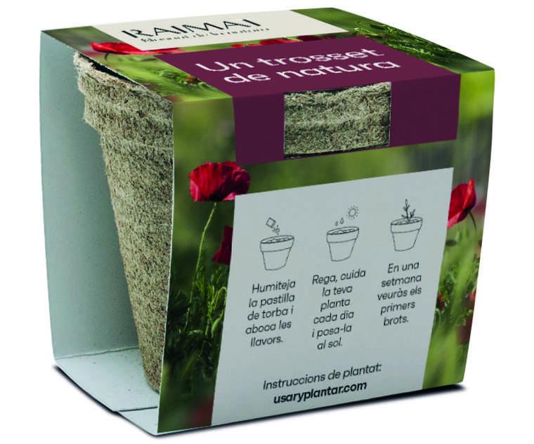 El regal de Raimat per la compra de dos dels seus nous vins ecològics