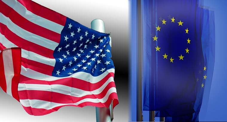Estats Units i la UE