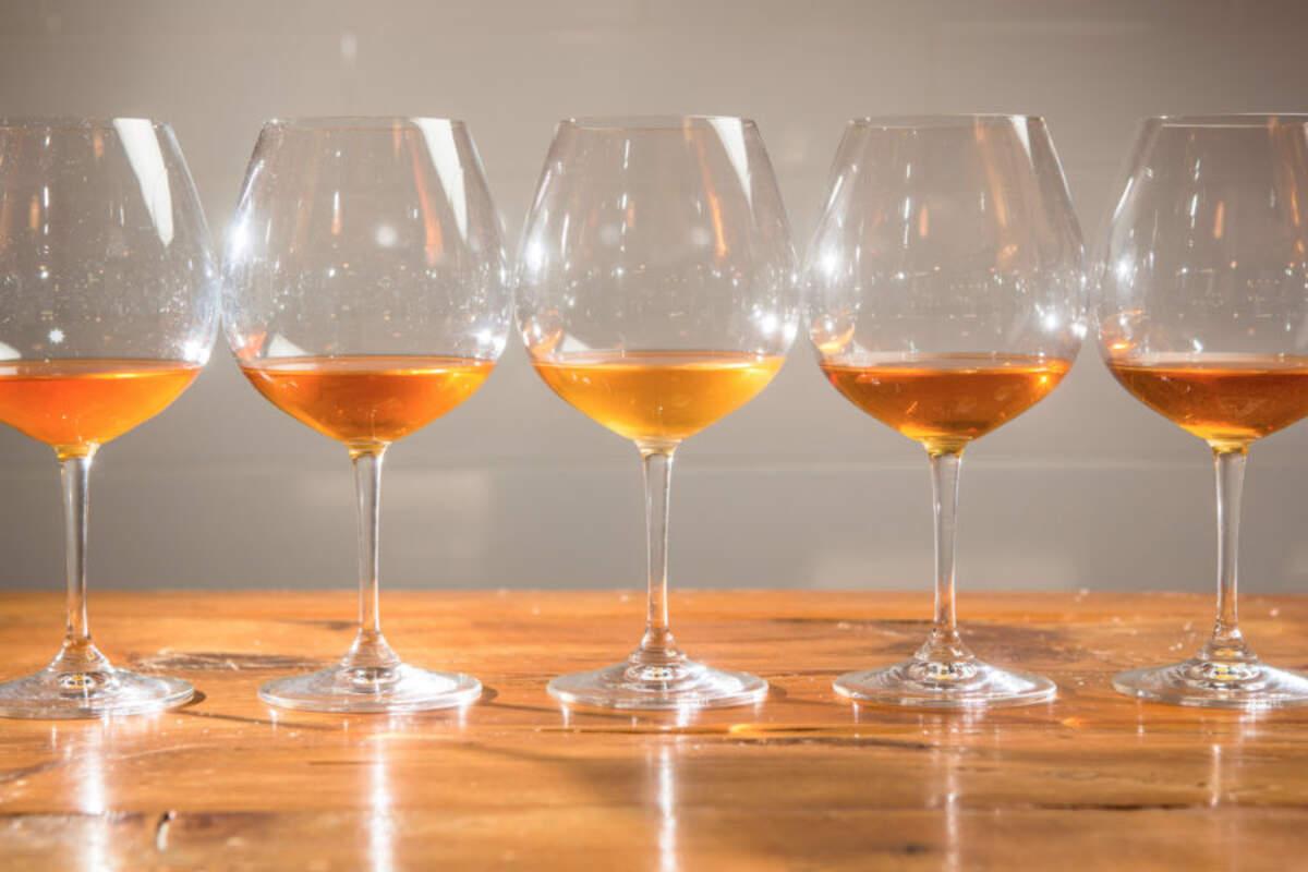 Els anomenats orange wine són els nostres vins brisats