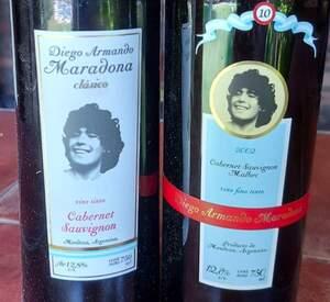 Els vins de Diego Armando Maradona que ja no s'elaboren però es venen per xifres astronòmiques