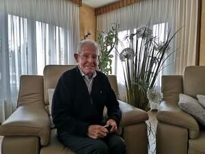 Enric Solergibert és el Premi Vins i Licors Grau a la Trajectòria Professional del Món del Vi dels Premis Vinari 2020
