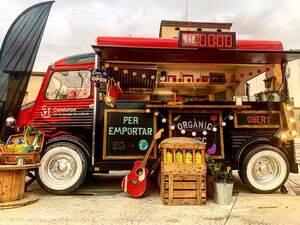 La foodtruck que recorrerà Catalunya a Pop Up Xef