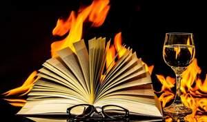 Llibre i vi
