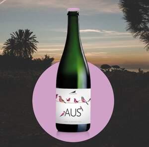 Pét-Nat AA Aus Rosé, és el segon ancestral del Celler de les Aus
