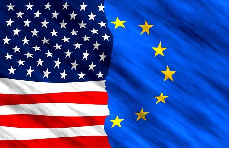 Estats Units Unió Europea