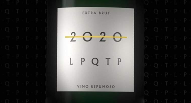 L'etiqueta d'aquest vi que ha arrencat un somriure a més d'un
