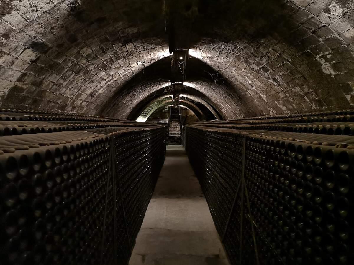 Les caves de Gramona el celler més gran dels que conformen Corpinnat