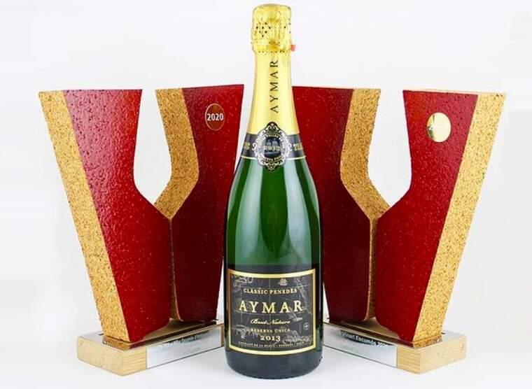 Aymar Reserva Única és el Gran Vinari Escumós dels Premis Vinari 2020