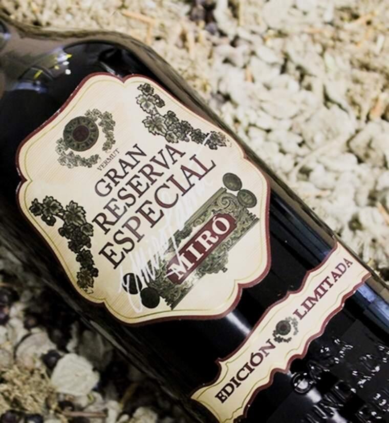 Del Miró Gran Reserva Especial només n'hi ha 50 ampolles