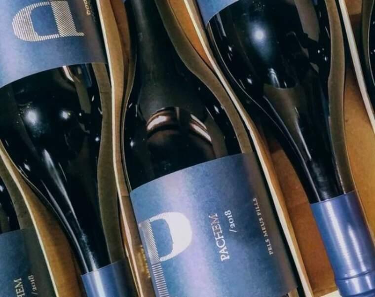 Pachem és un dels vins de Clos Pachem de la DOQ Priorat
