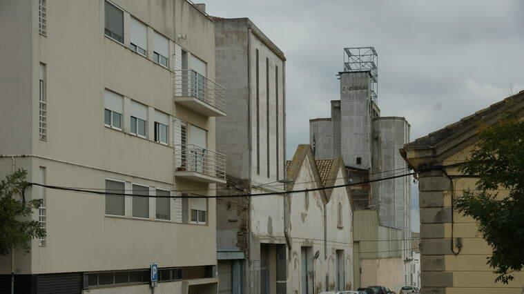 UNa imatge d'una altra de les zones d'aquest conjunt històric de Vilafranca del Penedès