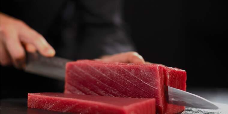 Llom de tonyina de Balfegó