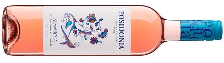 Posidònia de Sumarroca, un rosat amb premi Vinari