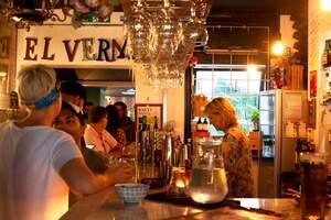 El Vermut, un local d'oci de Regne Unit que s'ha reconvertit en e-commerce