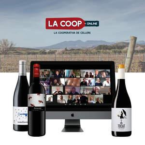La Coop.online és una cooperativa de cellers, la majoria dels quals, catalans