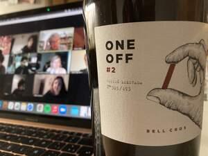 One Off #2, el segon vi de la gamma experimental de Bell Cross