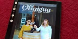 Una revista digital trimestral i gratuïta, amb descàrrega per a mòbil, tauleta o web