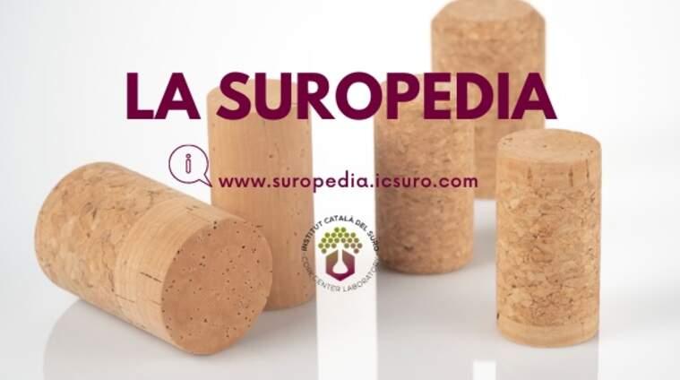 La Suropèdia és un projecte de la Fundació Institut Català del Suro