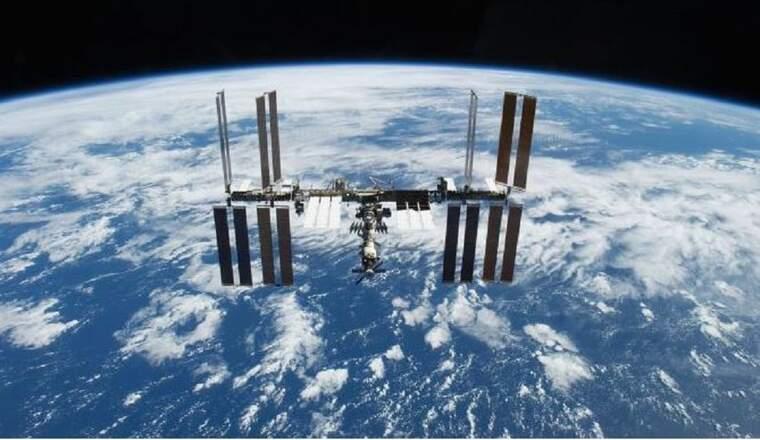 L'Estació Espacial Internacional