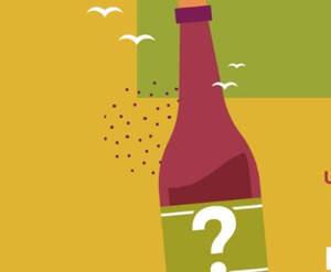 Un lot de vins a canvi del disseny d'una etiqueta