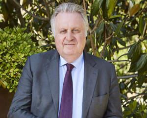 Pere Ferrer és el vicepresident de Freixenet
