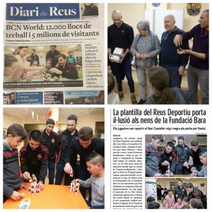 visita a la Fundació Bara